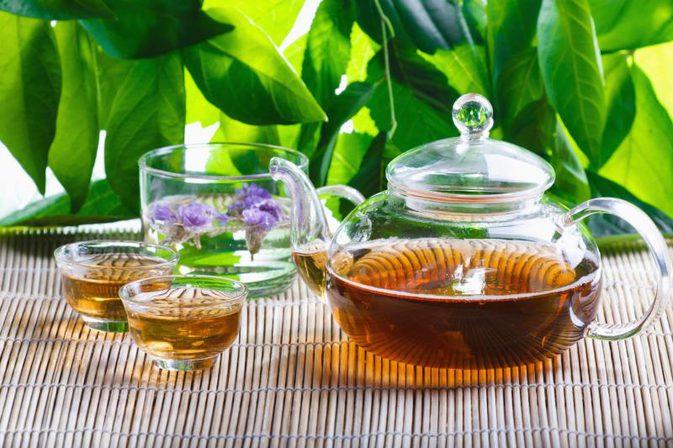 Votre box de thé vert