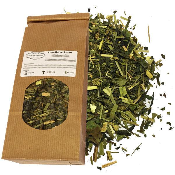 Détox BIO citron et thé vert